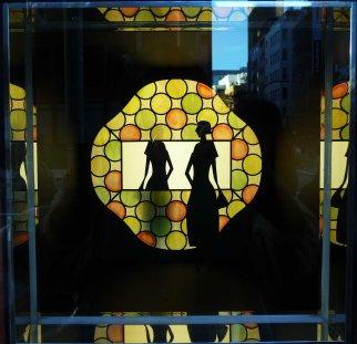 Shiseido The Parlour window 03