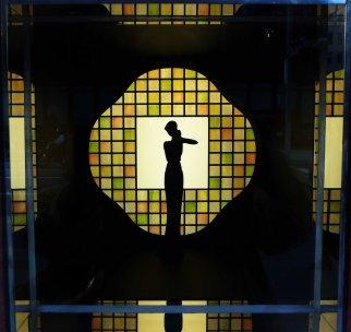 Shiseido The Parlour window 05