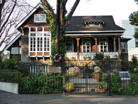 German bungalow Hibiya park