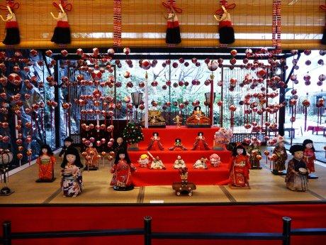 Meguro Gajoen Hyakudan Kaidan Festival