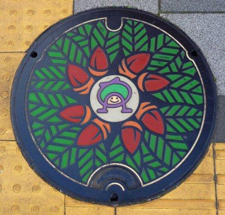 Ageo manhole 01