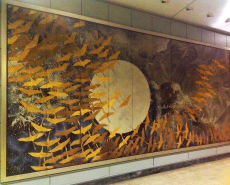Matazo Kayama 1000 cranes 02