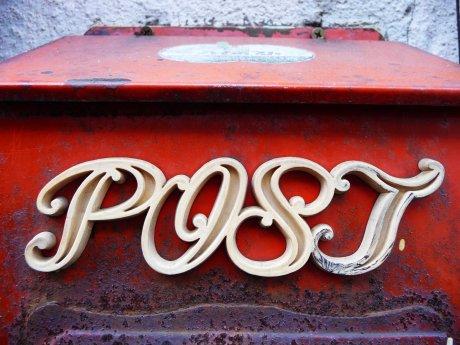 post font