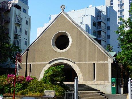 St Andrews Church Azabujuban
