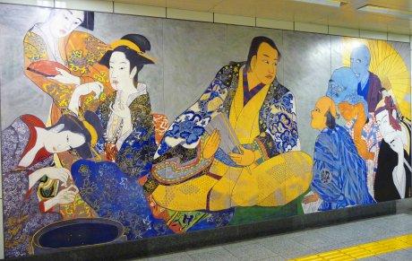Tsukijishijo station kabuki 01
