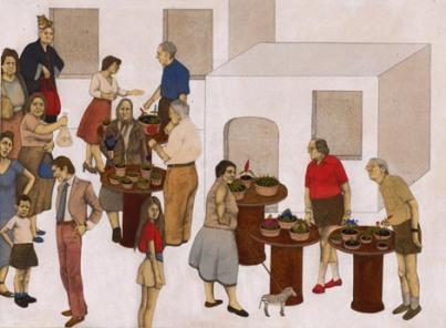 07 Sulla strada di casa by Claudia Palmarucci